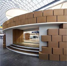 office main entrance design ideas - Google Search