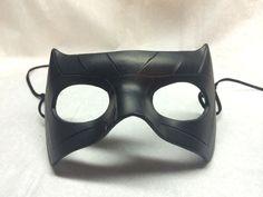 Canary Mask - Arrow TV Show - Superhero Leather Mask