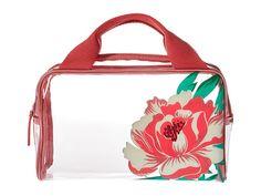 Vera Bradley Luggage Beach Cosmetic