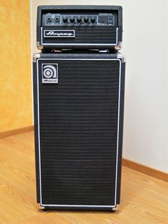 Ampeg Micro-CL – stack front