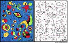 Ode to Joan Miro Mural Diagram - Art Projects for Kids Projects For Kids, Art Projects, Joan Miro Paintings, Art Handouts, Artist Project, Art Worksheets, Ecole Art, Park Art, Collaborative Art