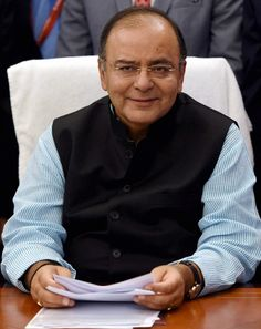 21st October, 2014- Revised GST Bill in Winter Session: Arun Jaitley