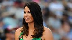 Jessica Mendoza hired by Mets in front office adviser role; keeps ... Sunday Night Baseball, Jessica Mendoza, David Ortiz, Nationals Baseball, Sports Headlines, Alex Rodriguez, Female Profile, Front Office, Softball Players
