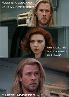 The Avengers | 29 Movie Quotes Guaranteed To Make You Laugh Through The Dark Times