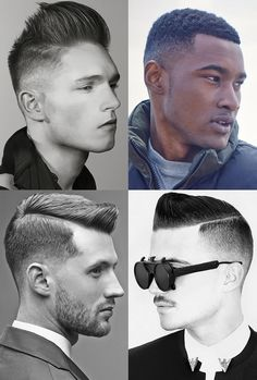 Men's Low Fade Haircuts and Hairstyles
