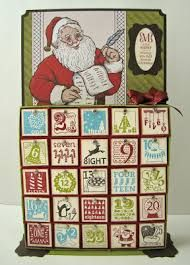 Image result for stampin up advent calendar die