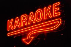 It's Karaoke night at Harry's! Tonight from is Front Row Karaoke! Come show off your singing skills! Orange Aesthetic, Neon Aesthetic, Aesthetic Vintage, The Last Summer, Metal Grid, Neon Lighting, Play Houses, Comedy, Singing