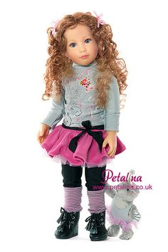 Kidz 'n' Cats Ariane by Petalina Dolls, via Flickr