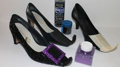 How to Make Witch Shoes for Halloween - Learn how to