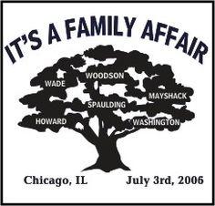 family reunion shirts family reunions family affair shirt designs