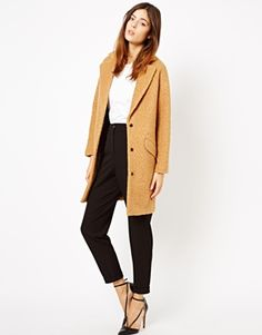 I've been wanting a new autumn/winter coat.