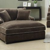 Found it at Wayfair - Fabric Chaise Lounge