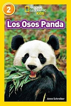 Los Panda National Geographic Kids/Leyendo solo, Nivel 2