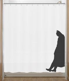 Hey, diesen tollen Etsy-Artikel fand ich bei http://www.etsy.com/de/listing/75272994/schiefe-batman-duschvorhang-badezimmer