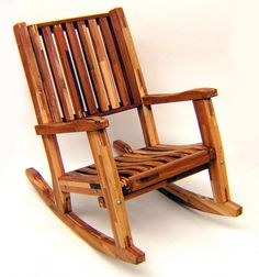 Ruth Rocking Chair - Rocking Chairs | Forever Redwood