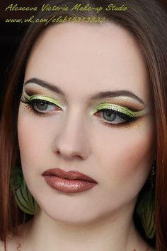 Mother Earth Makeup