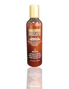 Mizani Supreme Oil Ultra-Light Moisturizing Conditioner 8.5oz by MIZANI. $10.42. Mizani Supreme Oil Ultra-Light Moisturizing Conditioner 8.5oz. Ultra-light formula, does not weigh hair down even on finer hair types  Detangles and helps condition the hair inside and outside with a unique blend of penetrating Avocado and Olive, surface-coating Jojoba Oils along with strengthening Panthenol  GRich in nourishing fatty acids and paraben, mineral oil & silicone-free