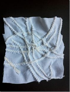 Corded Quilting 1