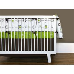olli and lime george crib set   #projectnursery #franklinandben #nursery