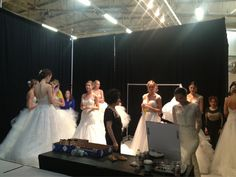Styling hair for Eve of Milady Bridal Fashion Show NYC #hair #fashion #fashionshoot #photoshoot #primpt #beauty #hairstyles #hairdresser #runway #curls #model #fashionweek #bridalfashionshow #hairstyling #behindthescenes #vogue #ellemagazine #bridal #fashionshow #mbfw #nycfw #makeup #photography #wedding