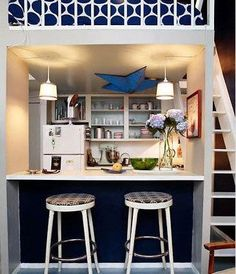 Small spaces- ApartmentTherapy.