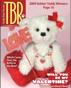 teddy bear patterns and tips