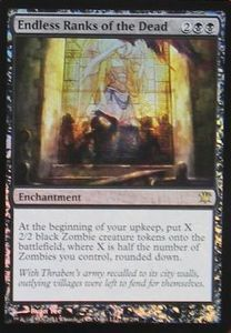 Endless Ranks of the Dead Foil - Innistrad - Rare