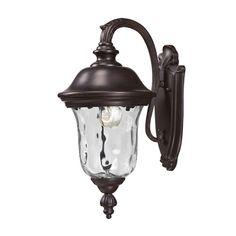 Armstrong 2 Light Bronze Outdoor Wall Mount Light   Overstock™ Shopping    Big Discounts