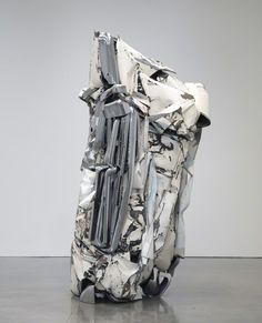 John Chamberlain, 'SUPERJUKE', 2011