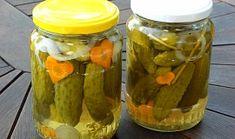 Kukuřičky ve sladkokyselém nálevu W 6, Pickles, Cucumber, Mason Jars, Canning, Food, Essen, Mason Jar, Meals