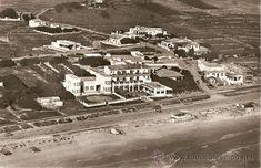HOTEL MEDITERRANEO.PLAYA DE SAN JUAN.ALICANTE (Postales - España - Comunidad Valenciana Antigua (hasta 1939) - Alicante)