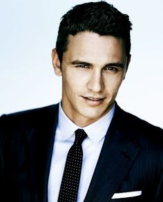 James Franco...the most seductive eyes I've ever seen!  Celebrity crush! ❤️