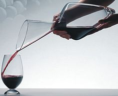 Tyrol Decanter by Riedel~ Elegantly Shaped to Provide Perfect Aeration for Your Wine