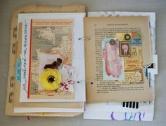 lots of journal pages at this blog