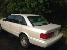 Car brand auctioned:Audi A6 Quattro 1996 96 Car model audi a 6 base sedan 4 door 2.8 l quattro pearl white will need some work Check more at http://auctioncars.online/product/car-brand-auctionedaudi-a6-quattro-1996-96-car-model-audi-a-6-base-sedan-4-door-2-8-l-quattro-pearl-white-will-need-some-work/