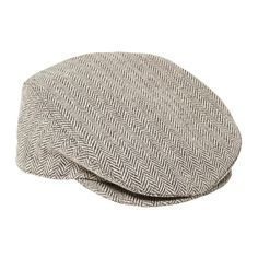 It makes me sad that Adam cries everytime I put a hat on his head because he looks stinkin' adorable in them! JOE FRESH Baby Boys' Herringbone Cabbie Hat