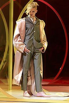 John Galliano Spring 2000 Ready-to-Wear Fashion Show - John Galliano