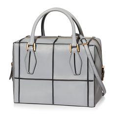 Tod's D-Cube Small Bowler Bag XBWALRHK201TOPU017