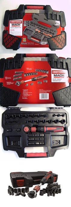 Socket Wrench Set, Aircraft Maintenance, Craftsman, Ebay, Tools, Artisan