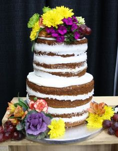 Beautiful And Creative Cakes Ca S Fall Wedding Ideas