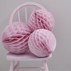 Check out Feeling Quirky Gifts: Pink Honeycomb Ba... Click here! http://www.feelingquirky.co.uk/products/pink-honeycomb-ball-decorations?utm_campaign=social_autopilot&utm_source=pin&utm_medium=pin