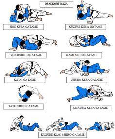 Jitsu brasileno movimientos de jiu