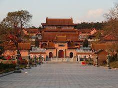 Hong Xing Temple, Da Rushan, Yintan, Weihai.  www.kungfushaolins.com