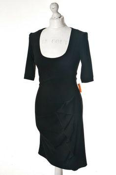 Sukienka z delikatną falbanką #JOSEPH 315,00 PLN #wzorcownia, #topbrands, #highfashion, #dress