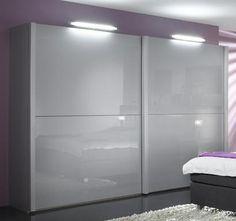 Silver Sliding Door Wardrobes on sale