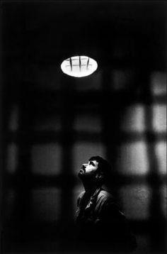 MICHA BAR AN, ISRAEL, High Security Prison at Beer-Sheva, 1971