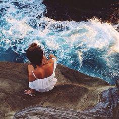 roaring waters