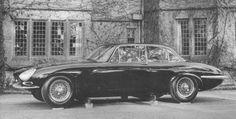 1964 Jaguar E-type saloon, XJ4 Prototype
