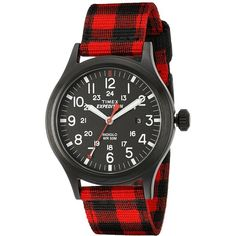 Timex Expedition Scout Watches ($65) ❤ liked on Polyvore featuring jewelry, watches, timex watches, timex wrist watch, pandora jewelry, womens jewellery and buckle jewelry