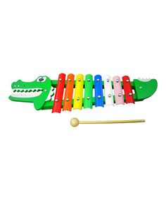 D DOLITY Orff Musical Instrument Double Bells with Rope Kids Sound Toy Early Learning Birthday Gift